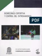 BIOMECANICA DEPORTIVA Y CONTROL DEL ENTRENAMIENTO