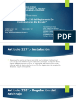 Art 227-238 Contrataciones