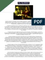 A História Da Alquimia