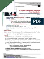 III Rotación, Reclutamiento, Selección de Personal e Inducción - DDRH