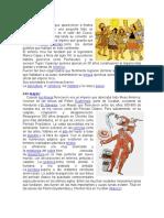 Incas Mayas y Eztecas