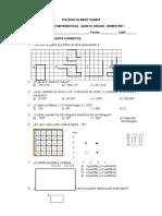 Examen de Matematicas Primaria005