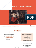 o Realismo e o Naturalismo