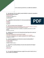 Posible Examen Final-Neurofisiologia