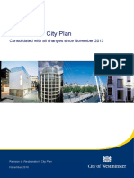 Westminster City Plan Consolidated Version Nov 2016