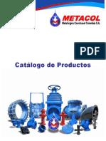 Catalogo Valvulas de Paso