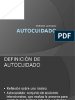 01 Autocuidado - Definición y Principios