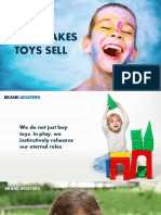 Toy Brand Strategy