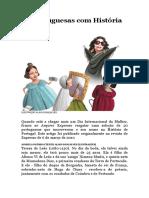 20 Portuguesas Com História