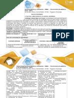 Guía y Rúbrica Fase Doscontextos