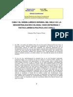 A. Franco-Sobre Descentralización Colonial