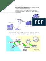 Conexiones de Acceso a INTERNET
