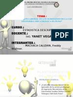 Diaposita de Estadistica