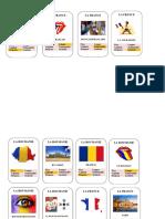 Jeu 7 Familes Pays Francophones Europe