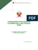 Tema 2.4 (b) Concesiones Petroleras en La Cuenca Del Titicaca.