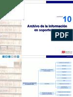 McMilla Profesoonal-Arhivo de La Información-soporte Papel