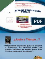 GERENCIA DE PRODUCCION TEMA 3  JIT - MRP-1.ppt