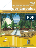Parques Lineales Medellin