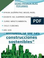 construcciones sostenibles
