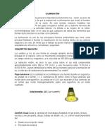 Tema de Exposición ILUMINACIÓN (1)