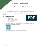 Lab 3 Instalación Linux Texto