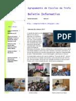Boletim Informativo-BE 2º período 2016-17