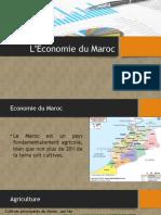 L'Economie Du Maroc