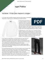 Hombres_ 10 Tips Para Mejorar Tu Imagen _ Paulina Brito