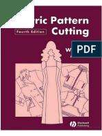 Metric Pattern Cutting - 4 Ed - Winifred Aldrich