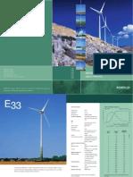 Gama de Productos ENERCON