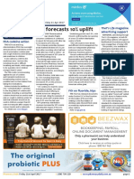 Pharmacy Daily for Fri 21 Apr 2017 - API forecasts 10% uplift, AHPRA advert compliance strategy, Symbion Engage gong, Events Calendar and much more