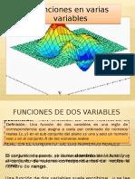 Mat III (Callao) Funciones de Varias Cariables (1)