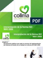 Interpretacion Norma ISO Ver. 4