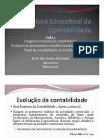 Aula 2 (Slides) Evolução e História Da Contabilidade