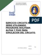 Serie Rlc Wolfram Alpha