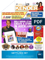 Indian Weekender 21 April 2017
