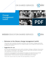 Wessex Education Change Management Toolkit
