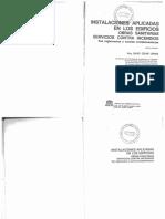 Inst. Aplic. en Los Edificios-LEMME Julio César
