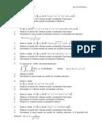 Propuestos Integrales Multiples y de Linea