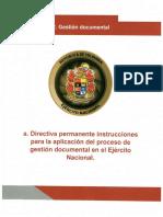 01.. Directiva Permanente Gestión Documental