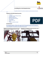 Rig IMI Specific Remove Drilling Line on the Drawworks Drum