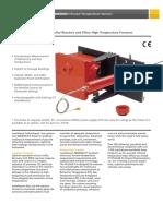 Datasheet E2T Pyrometer MIKRON Pulsar III