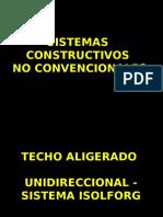 Sistemas Cosntructivos No Convencionales