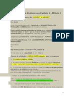 Adm II Cap.9 Online Progr.ativ. Adm . Prod. e OperaCOes 9