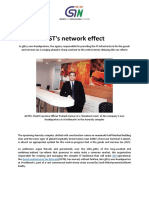 GSTs Network Effect