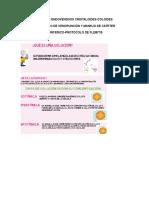 Líquidos Endovenosos Cristaloides-coloides