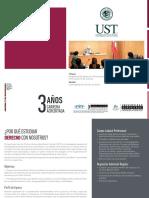 Derecho Diurna Vespertina Ust 21092016