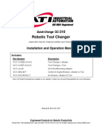 ATI Robot Tool Changer - 9610-20-1265