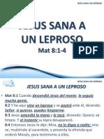 04. Jesus y El Leproso - Dieguito