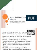 Discurso Político Pepe Mujica (1)